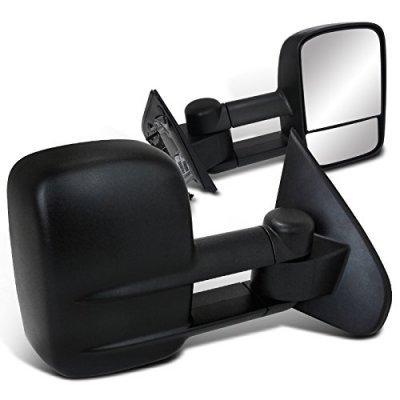 GMC Sierra 2014-2018 Manual Towing Mirrors