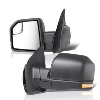 Ford F150 XL 2018-2020 LED DRL Power Heated Side Mirrors