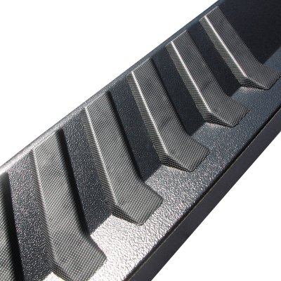 Ford F150 SuperCab 2015-2020 Running Boards Step Black 6 Inch