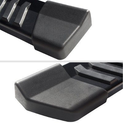 Ford F150 SuperCrew 2009-2014 Running Boards Step Black 6 Inch