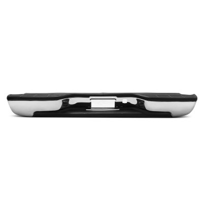 Chevy Silverado 1500 1999-2006 Rear Bumper Chrome Steel