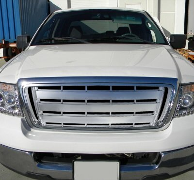 Ford F150 2004-2008 Chrome Front Grill