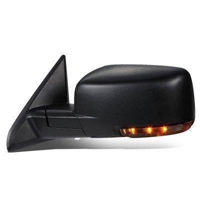 Dodge Ram 1500 2009-2012 Power Heated LED Signal Side Mirrors