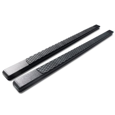 Dodge Ram 1500 Quad Cab 2002-2008 New Running Boards Side Steps Black 4 Inches