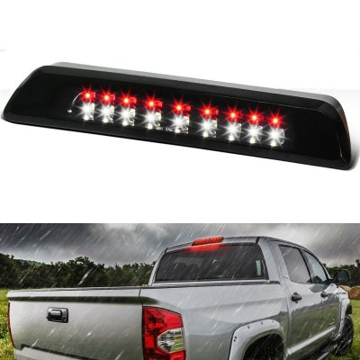 Toyota Tundra 2007-2021 Black Smoke LED Third Brake Light