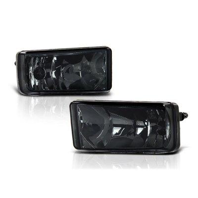 Chevy Silverado 2007-2013 Smoked OEM Style Fog Lights