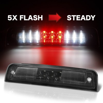 Dodge Ram 2009-2018 Black Flash LED Third Brake Light