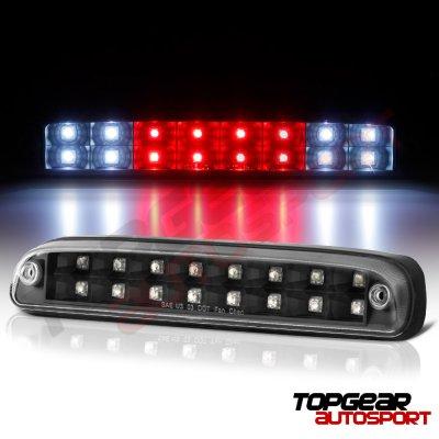 Mazda B4000 1994-2010 Black Full LED Third Brake Light Cargo Light