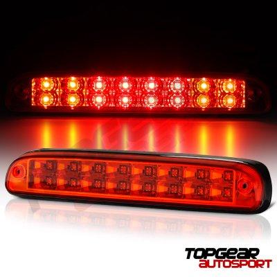 Mazda B2300 1994-2010 Red Full LED Third Brake Light Cargo Light