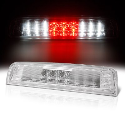 Dodge Ram 1500 2009-2018 Clear LED Third Brake Light and Cargo Light