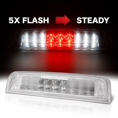 Dodge Ram 2009-2018 Chrome Flash LED Third Brake Light
