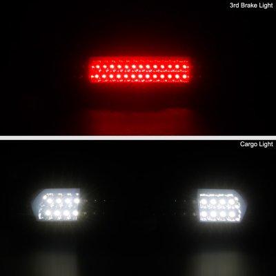 Dodge Ram 2002-2008 Black Smoked LED Third Brake Light