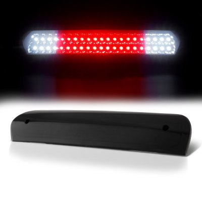 Dodge Ram 2002-2008 Black Smoked LED Third Brake Light