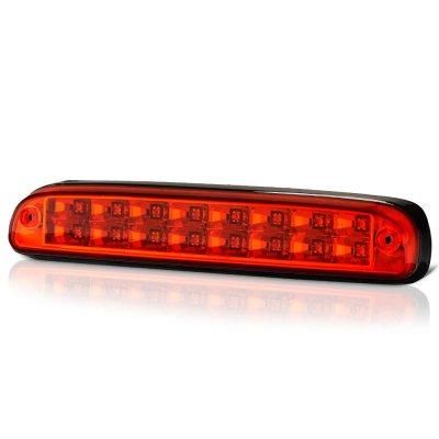 Mazda B2500 1994-2010 Red Full LED Third Brake Light Cargo Light