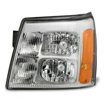 Cadillac Escalade 2003-2006 Left Driver Side Replacement Headlight