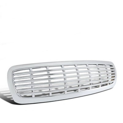 Dodge Dakota 1997-2004 Chrome Billet Grille