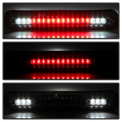 Chevy Silverado 1988-1998 Clear LED Third Brake Light