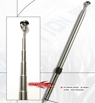 Toyota MR2 1991-1995 Replacement Antenna Mast