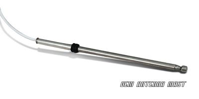 Honda Del Sol 1993-1997 Replacement Antenna Mast