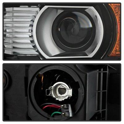 GMC Sierra 2014-2015 Projector Headlights