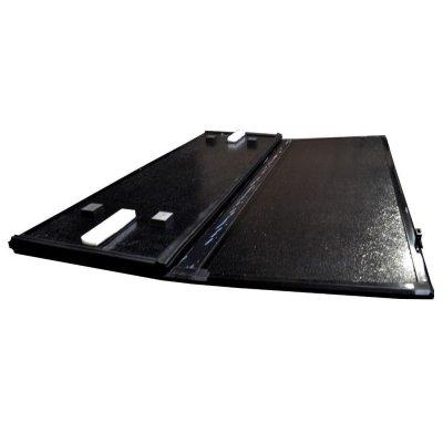 Chevy Silverado 1500 2007-2013 Short Bed Tonneau Cover Hard Fold
