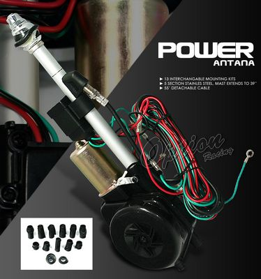 Toyota 4Runner 1991-1995 Power Antenna Kit