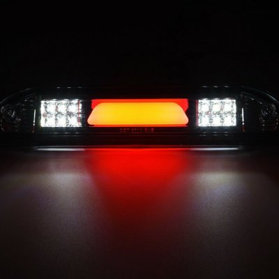Dodge Ram 2002-2008 Clear LED Third Brake Light