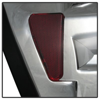 Chevy Avalanche 2002-2005 Clear Altezza Tail Lights