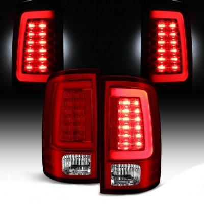 Dodge Ram 2500 2013-2018 LED Tail Lights SS-Series