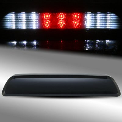 Toyota Tundra 2007-2021 Black Smoked LED Third Brake Light