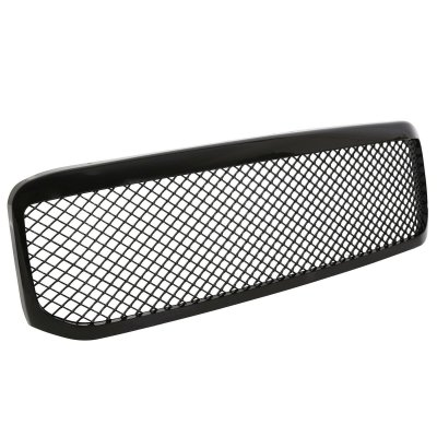 Ford F350 1999-2004 Black Mesh Grille