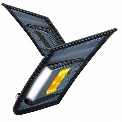 2013 Subaru BRZ Smoked LED Side Marker Lights