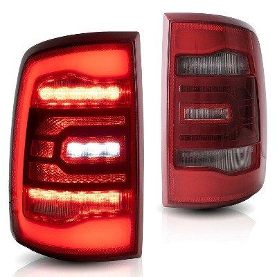 Dodge Ram 2500 2010-2018 5th Gen LED Tail Lights