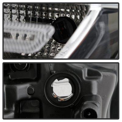 Dodge Ram 1500 2019-2021 Halogen Headlights