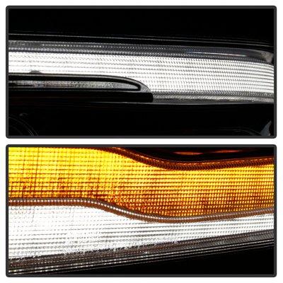 Dodge Ram 1500 2019-2021 Full LED Projector Headlights DRL Dynamic Signal