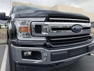 Ford F150 2018-2020 Projector Headlights LED DRL Dynamic Signal Activation