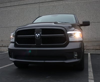 Dodge Ram 2009-2018 5th Gen Projector Headlights LED DRL Dynamic Signal Activation