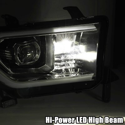 Toyota Tundra 2007-2013 LED Projector Headlights DRL Activation