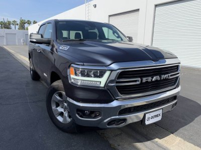 Dodge Ram 1500 2019-2021 LED Projector Headlights DRL Dynamic Signal Activation