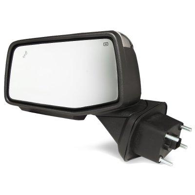 Chevy Silverado 1500 2019-2021 Chrome Power Folding Side Mirrors LED Signal Puddle Lights