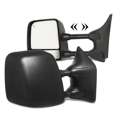 Nissan Titan 2004-2015 Towing Mirrors Power Heated