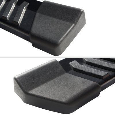 Chevy Silverado 1500 Extended Cab 1999-2006 Running Boards Step Black 6 Inch