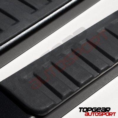 Dodge Ram 1500 Quad Cab 2019-2022 Running Boards Black 6 Inches
