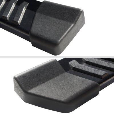 Dodge Ram 1500 Quad Cab 2002-2008 Running Boards Step Black 6 Inch