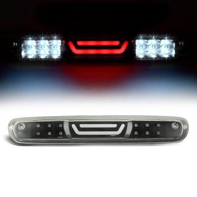 Chevy Silverado 1999-2006 Black LED Third Brake Light Tube