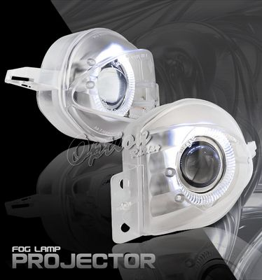 BMW E90 Sedan 3 Series 2006-2008 Halo Projector Fog Lights