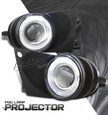 BMW E39 5 Series 2001-2003 Halo Projector Fog Lights