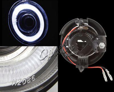 Nissan Armada 2004-2007 Halo Projector Fog Lights