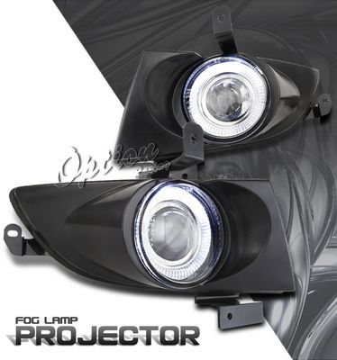 Hyundai Sonata 2006-2007 Halo Projector Fog Lights