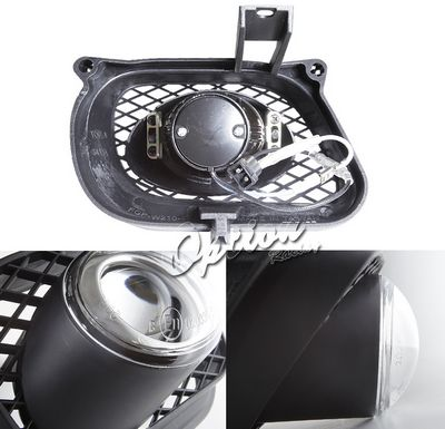 Mercedes benz e class 1996 1999 projector fog lights for Mercedes benz projector lights